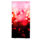 LED wand roze bubbels